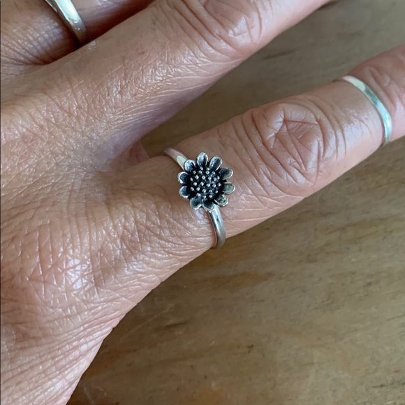 a7edcd19c Jewelry | New Arrival Sterling Silver Sunflower Ring | Poshmark